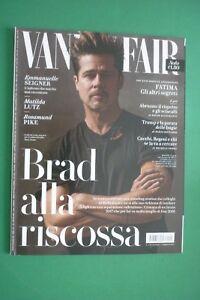 Vanity Fair 2017 Brad Pitt Matilda Lutz Emanuelle Seigner Rosamund Pike Maldestr
