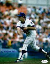 Autographed Dr. Mike Marshall New York Mets 8x10  photo - JSA Authenticated