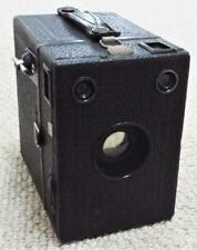 Zeiss Ikon Box Tengar Camera c1930 with Goerz Frontar Lens with Leather Case