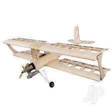 JP Panic RC Biplane Balsa Aircraft Kit