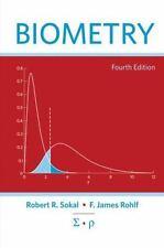 NEW - Biometry by Sokal, Robert R.; Rohlf, F. James