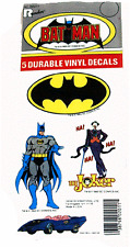 Batman Bicycle Sticker Collection - BATMAN Sticker Collection