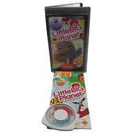 LittleBigPlanet Platinum PSP PEGI 7+ PlayStation Portable Working Manual FastP&P