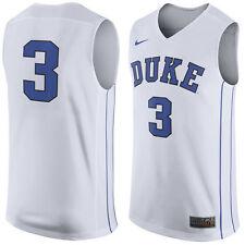 Duke Blue Devils Basketball Jersey-Nike Elite-#3 Tre Jones Nwt-2Xl-Retail $75