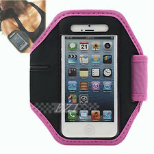 Pink NEW Durable Sport Armband Pouch Case For Huawei Ascend G300