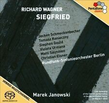 Wagner: Siegfried, New Music
