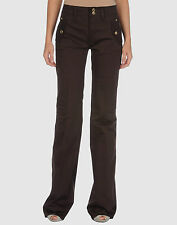 Dsquared Dark Brown Pants Size  8(US) Label 44 ( IT ) NWT Free/Fast Shipping