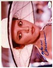 BARBARA CARRERA BOND GIRL Hand Signed JSA COA 8x10 Photo Autograph Authenticated