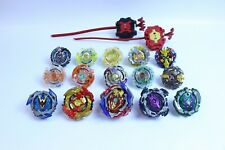 TAKARA TOMY Beyblade Burst lot of 15 bey & 2 Launchers set ➇ JPN