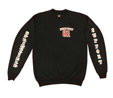 Black Support 81 Sweatshirt