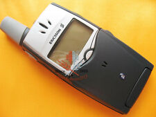 Seller Refurbished Ericsson T39 T39m Mobile Cell Phone GSM Tribamd Unlocked Blue