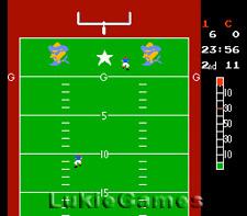 10 Yard Fight - NES Nintendo Football Game