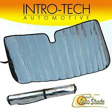 Ford Edge 15-17 With Sensor Intro-Tech Custom Windshield Sunshade - FD-905A