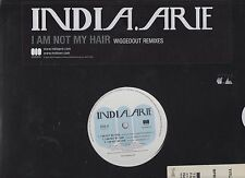 India.Arie I am not my hair Limited Edition 2006 Rare Promo Remixes Vinyl LP