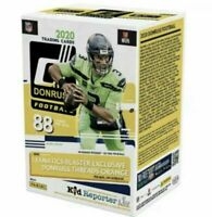 2020 Donruss Football Blaster Box SEALED Fanatics Exclusive Burrow Herbert Tua?