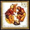 1443 postfrisch BRD Bund Deutschland Briefmarke Jahrgang 1989