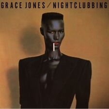 Grace Jones Nightclubbing Audio CD Reissue Remastered 2014