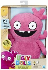 Hasbro UglyDolls Plush Soft Toy - Feature Sounds Moxy