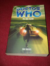 Doctor Who : Psi-ence Fiction by Chris Boucher (2001, Paperback) Fourth Doctor