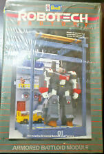 SEALED Vintage Armored Battloid Module Robotech Factory 1/170 Revell/ceji # 1411