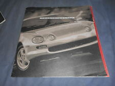 1994 Toyota Celica GT Color Brochure Catalog Prospekt