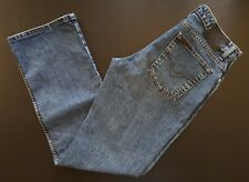 Harley Davidson Womens Motorcycles Boot Cut Blue Jeans Size 8