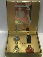 CHRISTIAN DIOR PERFUME ( j'adore, Dior Addict, Pure Poison, Dune ) 4PC SET