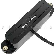 Seymour Duncan SHR-1 Hot Rails Strat Bridge Guitar Humbucker Pickup - BLACK