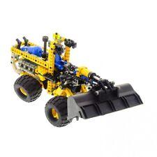 1 x Lego Technic Set Modell Construction 8459 Pneumatic Radlader gelb incomplete
