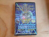 Hysteria Sonic Overdrive 6 Cassette Tape Box Set Jumpin Jack Frost Pendulum