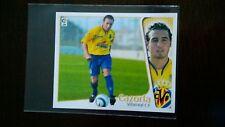 Santi Cazorla novato-Panini este Liga 2004-05 - Perfecto Estado
