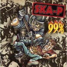 99-Canto A La Rebelion - Ska-P (2013, CD NEUF)
