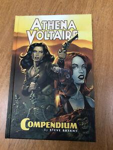 Athena Voltaire HC Compendium Volume 1 By Steve Bryant