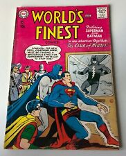 World Finest Comics 89