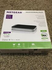 NEW UNUSED! Netgear N150 150 Mbps 4-Port 10/100 Wireless N Router WNR1000 w/ Box