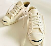 1990s vintage converse Jack purcell made in usa Women's 5.5 Men's Boys 3.5