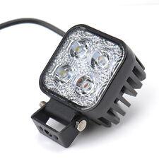 12W LED Arbeitsscheinwerfer Scheinwerfer Offroad 12V 24V Flutlicht für Jeep SUV