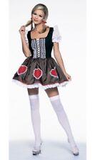 Leg Avenue Heidi-ho Dress Costume  Small S NIP Oktoberfest Swiss Beer Girl