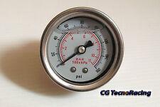 Manometro universale pressione auto Racing Universal pressure gauge Racing car
