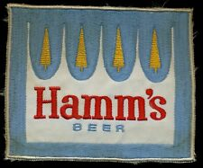 Hamm's Beer Jacket Large Patch S-15A