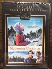 NOVEMBER CHRISTMAS NEW Free Ship DVD Hallmark Hall of Fame Gold Crown Coll Ed