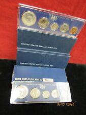 1966 U.S. SILVER SPECIAL MINT SET UNC SET (20992-COINS-NS)