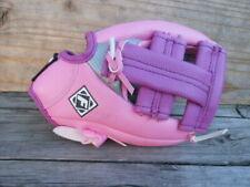 "Franklin RTP 8.5N Pink & Purple T-Ball Glove Right Hand Throw 8 1/2"" Glove"