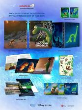 The Good Dinosaur 3D blu ray Steelbook - 2 disc set - Fullslip - KIMCHI  ( NEW )