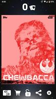Star Wars Card Trader Chewbacca Insert - 500 count - SWCT - Digital Card