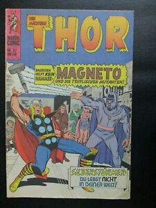 BRONZE AGE + MARVEL + GERMAN + 27 + THOR + 1976 + SILVER SURFER +