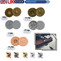 2/10/20/50pcs Set Magnetic Bag Clasps Buttons Fasteners for Purses Bags Crafts