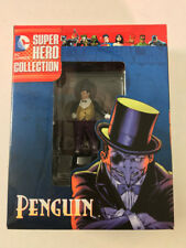 DC Comics Super Hero Collection PENGUIN Eaglemoss Collections Factory Sealed
