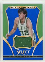 2013-14 Kevin Mchale 07/49 Jersey Panini Select Swatches