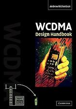 WCDMA Design Handbook by Andrew Richardson (2011, Paperback)